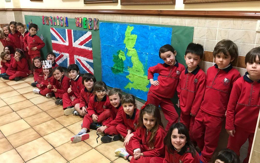 Acaba la II Semana Inglesa repleta de inglés, diversión…¡ y premios !