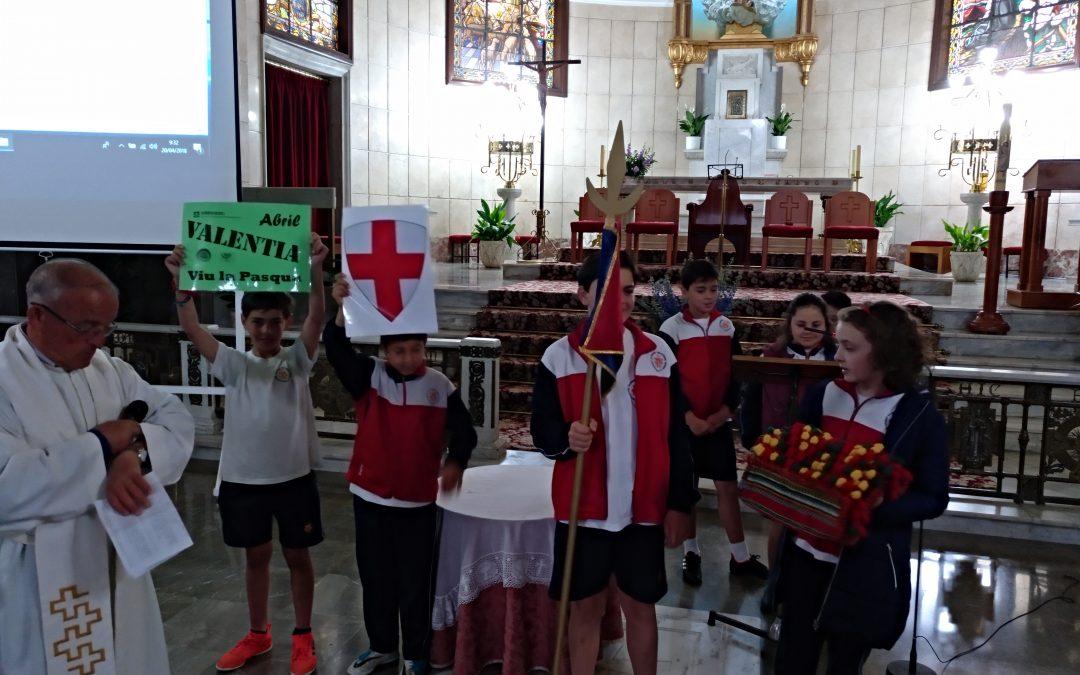 Celebracions de Pasqua al Santuari