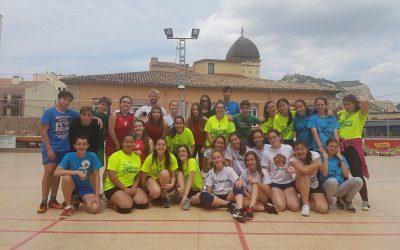 Un gran día de Voley y diversión en los Salesianos