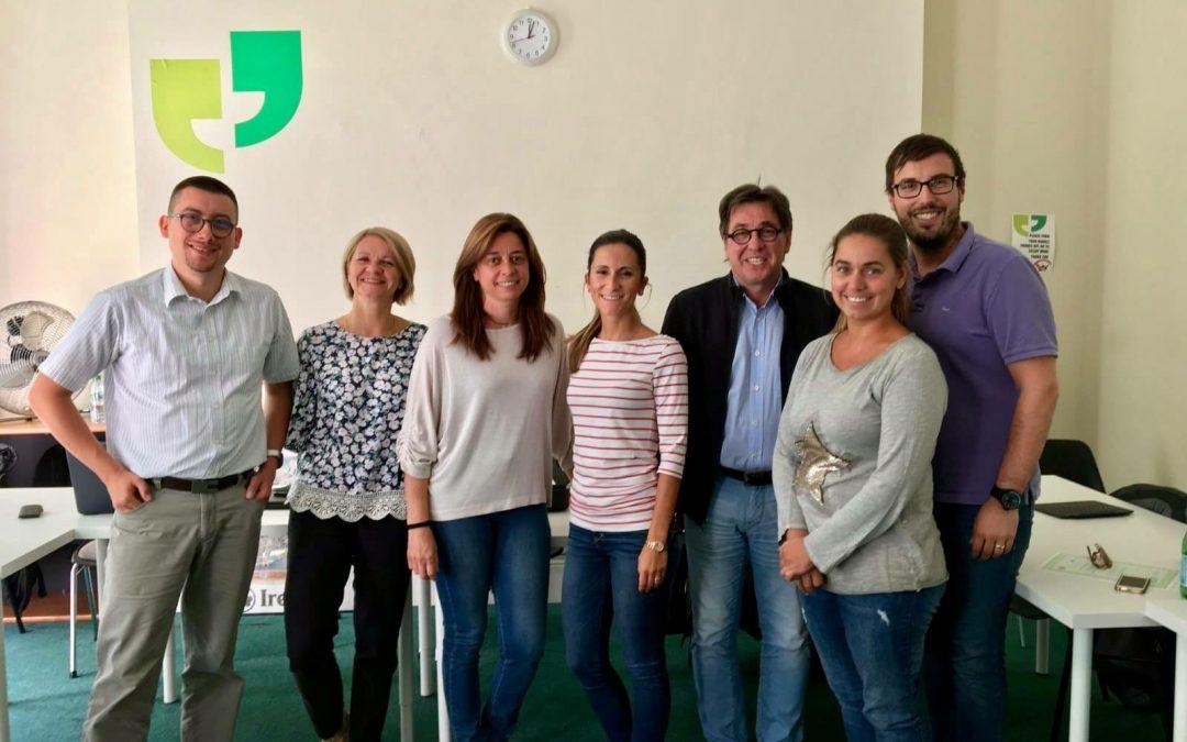 El profesorado del Colegio Salesianos San Vicente Ferrer disfruta de la Beca Erasmus +KA101
