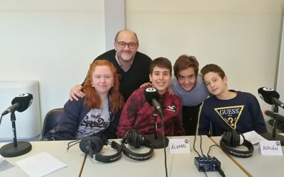 Participació al concurs ROSQUILLETES de À Punt Ràdio