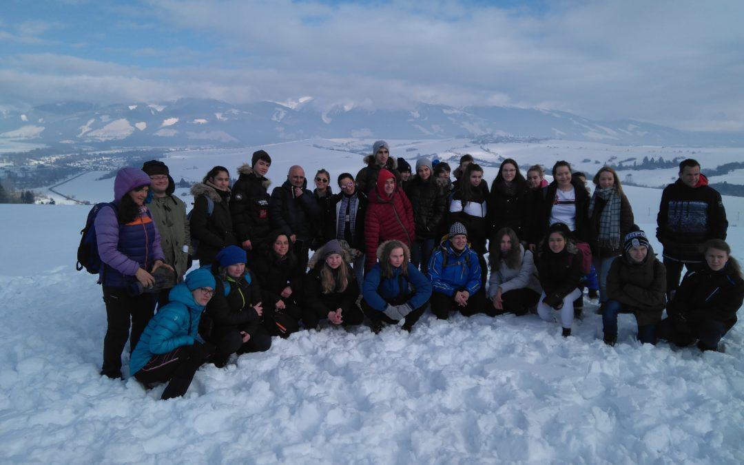 Jornadas 3 y 4 del intercambio Erasmus en Eslovaquia