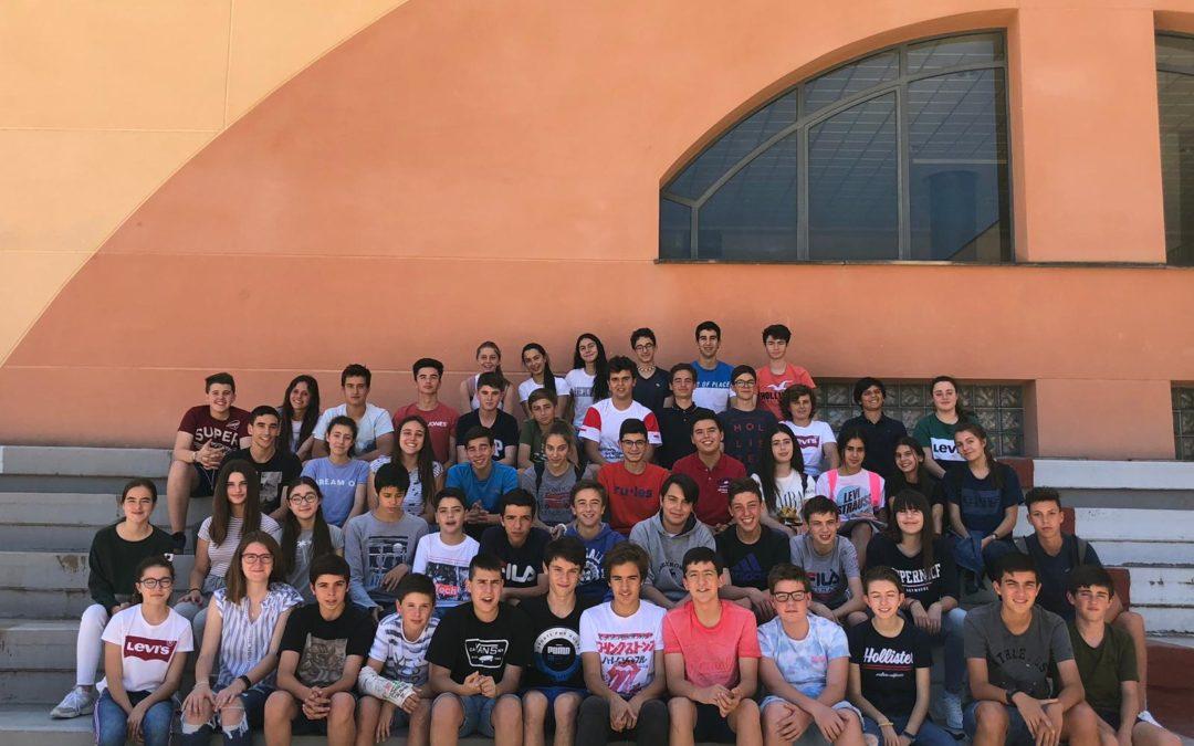 71 experiencias europeas en ESO de San Vicente Ferrer