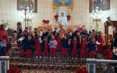 Celebraciones de la reconciliación y de Navidad