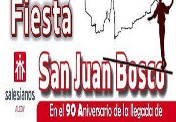 Llega el mes de enero y, con ello, numerosos actos en torno a la figura de nuestro fundador, San Juan Bosco