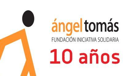 La Fundación Ángel Tomás cumple 10 años