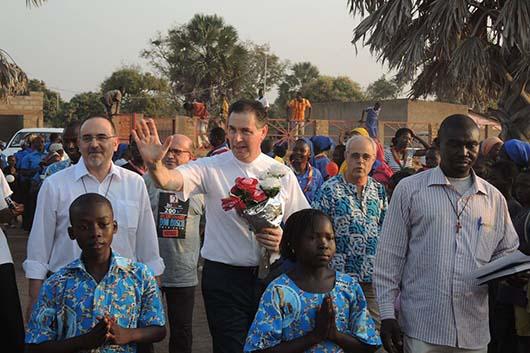 Manos Unidas de Alcoy con el Chad