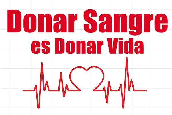 Donación de sangre en el Juan23