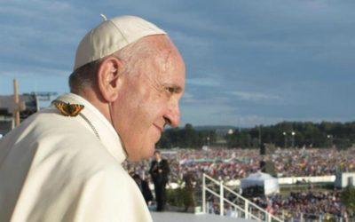 Y el Papa recordó a Don Bosco en la JMJ