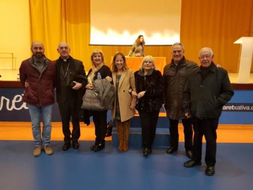 Reunión Consejos Pastorales de la Vicaría en Xàtiva 12/01/2020