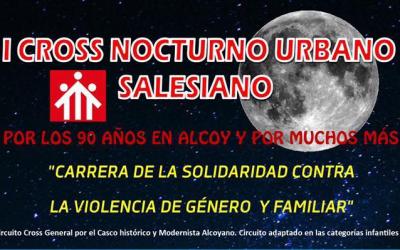 El 1er Cross Nocturno Salesianos Alcoy 90 aniversario, ya está en marcha