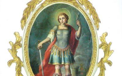San Mauro, patrón de Alcoy