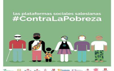 Las Plataformas Sociales Salesianas #ContralaPobreza