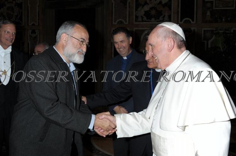 Nuestro Inspector, nombrado arzobispo de Rabat