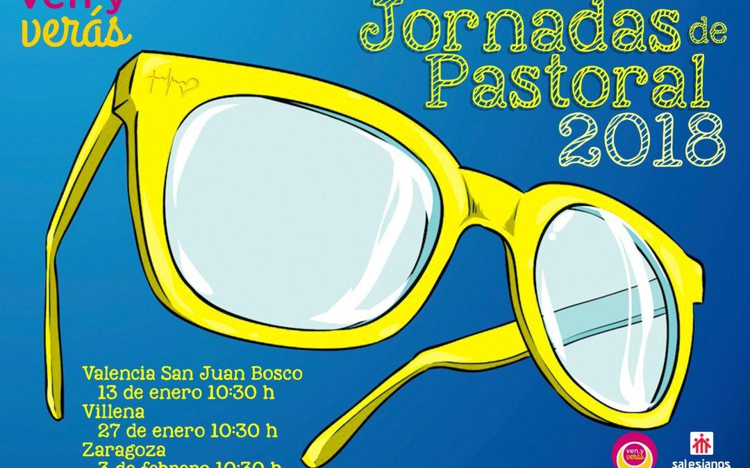Las Jornadas de Pastoral 2018 serán en Villena el próximo 27 de enero
