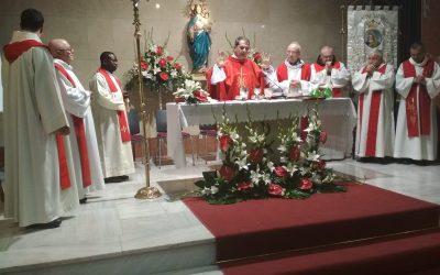 Nuestra parroquia acoge la Vigilia de Pentecostés interparroquial