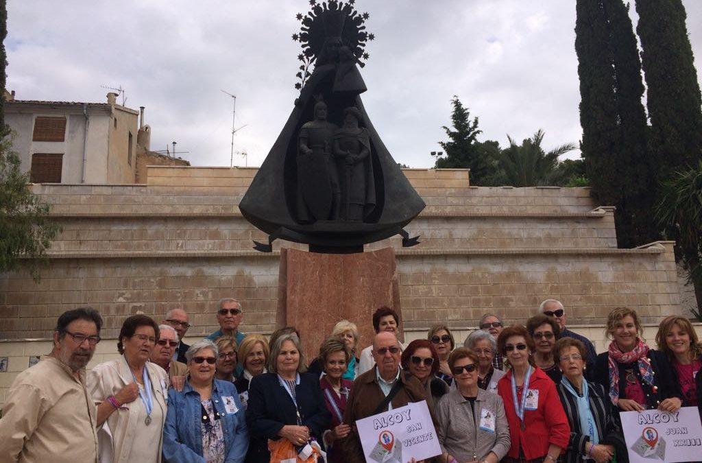 Las Asociaciones de María Auxiliadora de Alcoy presentes en la XXXVII concentración Inspectorial de Ibi