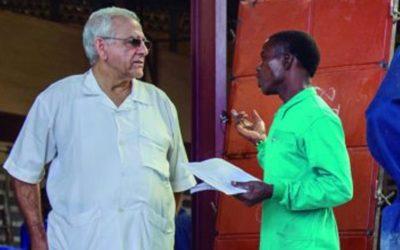 Fernando Hernández, salesiano misionero, asesinado en Burkina Faso