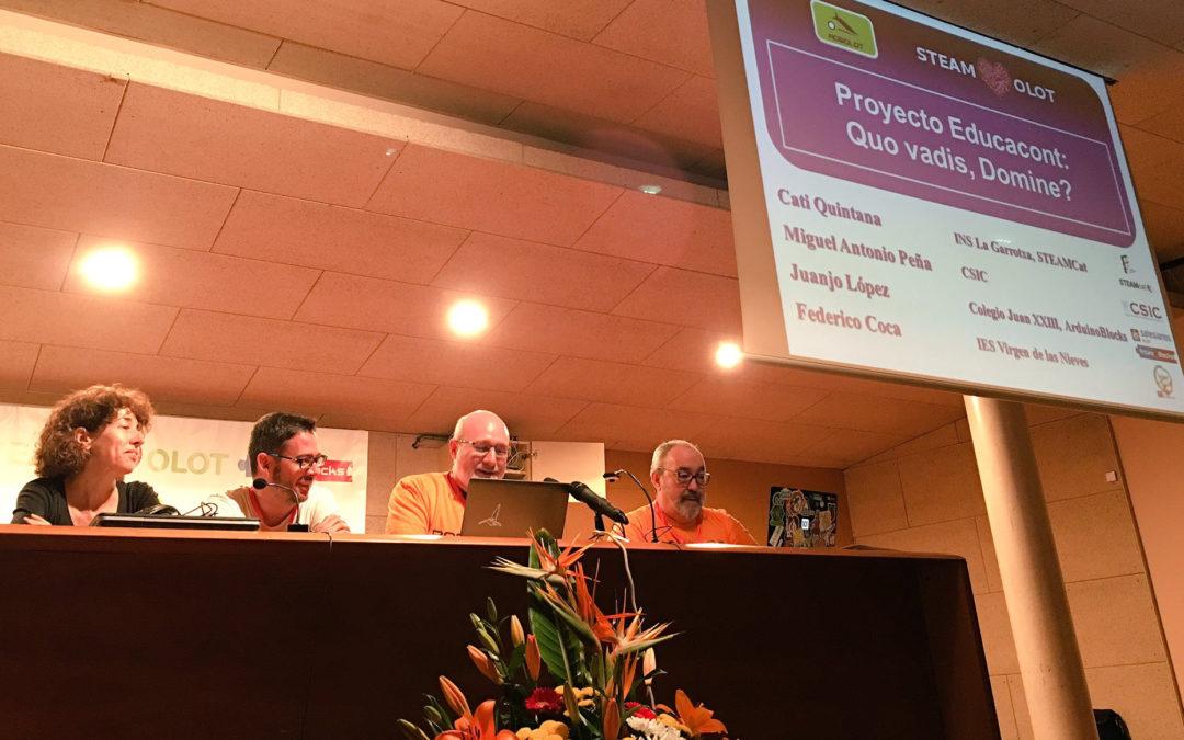 Salesianos Juan 23 en Robolot 2019