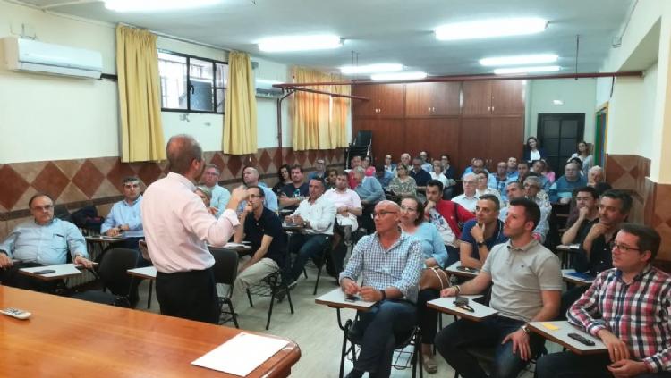 Encuentro de la Comunidad Educativo Pastoral y Familia Salesiana