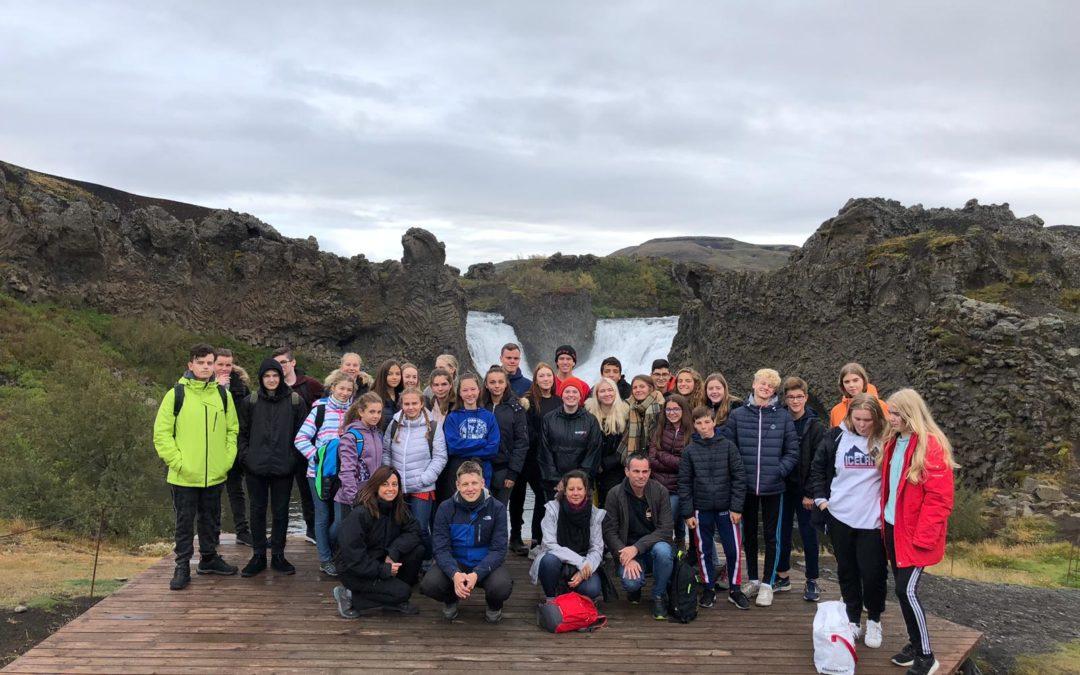 Tercer intercambio del proyecto Erasmus + en Islandia