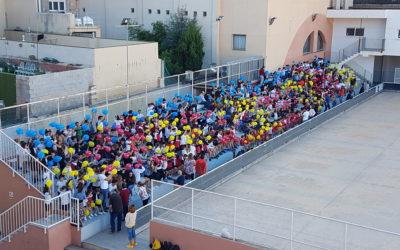 Celebració del 9 d'octubre a Salesians Sant Vicent Ferrer