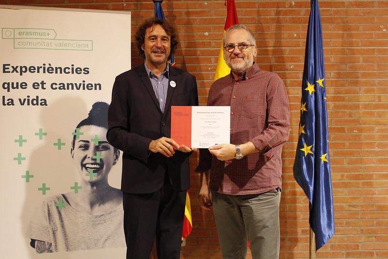 L´escola rep el reconeixement al nou projecte KA2 ICT Competitions II