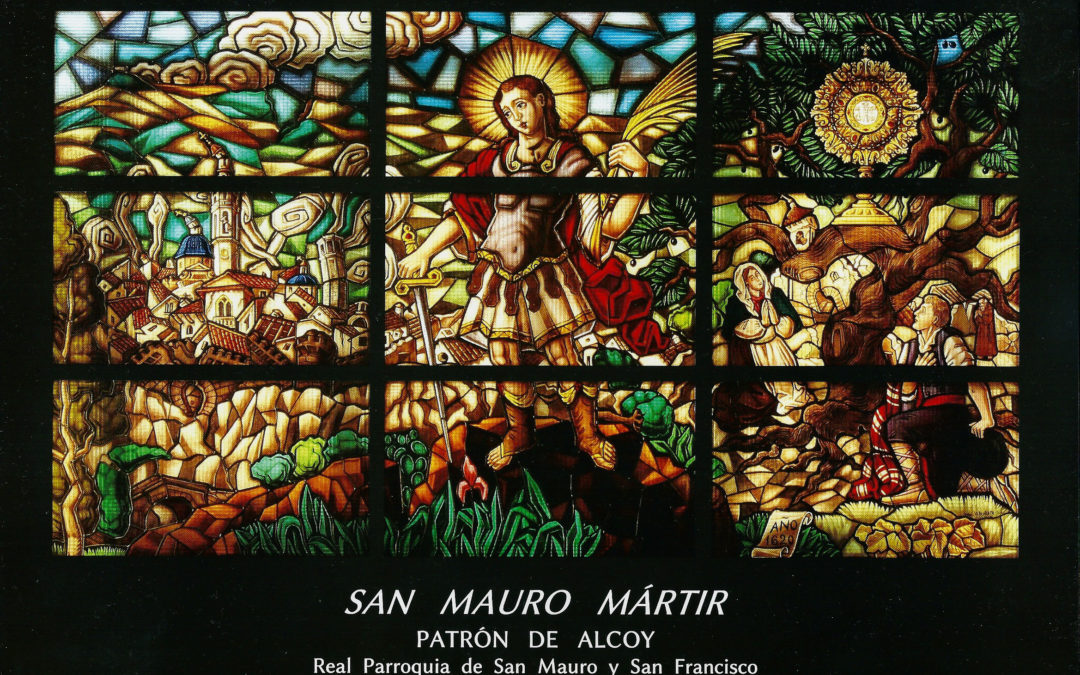 Actos en honor a San Mauro, patrón de Alcoy