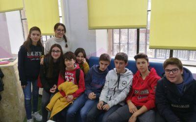 Participació en les II Jornades d'alumnat mediador en SVF.
