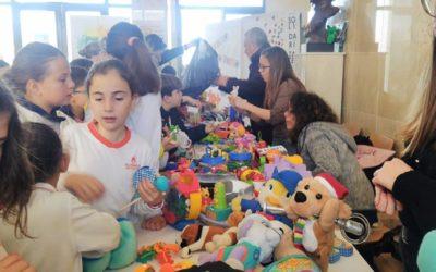 XI Mercadillo Solidario en la Fiesta de Don Bosco
